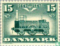 100 years of Danish railways (Type 2)