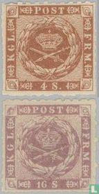 1863 Hoorn met lijnen (DK 5)