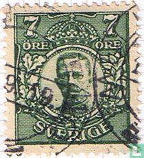 König Gustav V
