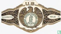 Seal United States Customs Court