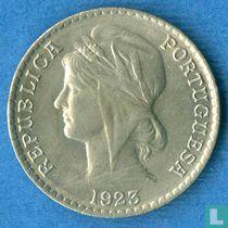 Angola 50 centavos 1923