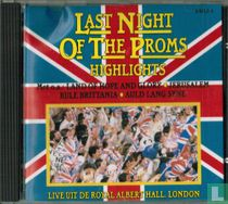 Last Night Of The Proms - Highlights