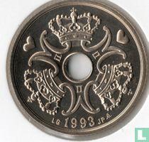 Denemarken 5 kroner 1993
