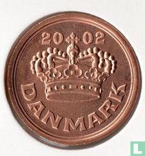 Denemarken 50 øre 2002