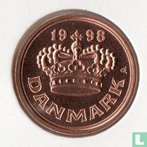 Denemarken 50 øre 1998