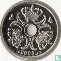 Denemarken 5 kroner 2000