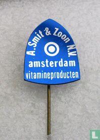A. Smit & Zoon N.V. Amsterdam vitamineproducten