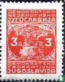 Oprichting van de democratische Federatie van Joegoslavië