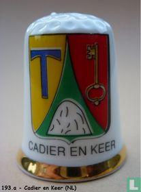 Wapen van Cadier en Keer (NL)