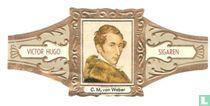 C.M. von Weber