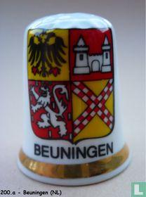 Wapen van Beuningen (NL)