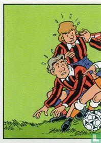 Suske - De goalgetter