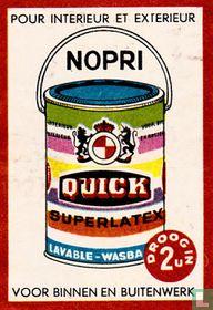 Nopri Quick superlatex