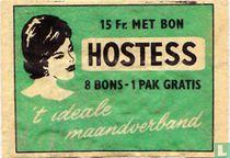 Hostess  't ideale maandverband