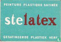 Stelatex peinture plastique satinée