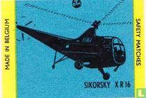 Sikorsky XR 16
