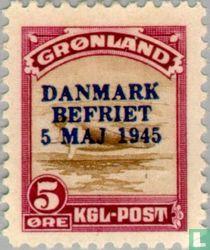 Denemarken bevrijd
