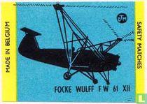 Focke Wulff FW 61 XII