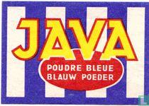 JAVA Poudre bleue