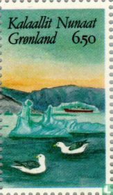 HAFNIA ' 87 stamp exhibition