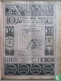 Het Amusante Weekblad 33