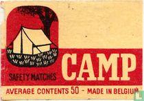 Camp matchcovers catalogue