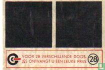 Dominosteen 0-0