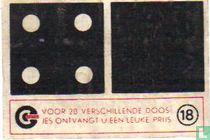 Dominosteen 4-0