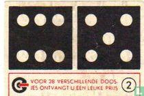 Dominosteen 6-5