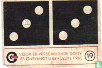 Dominosteen 3-3
