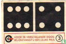 Dominosteen 6-4