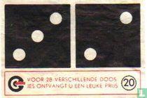 Dominosteen 3-2