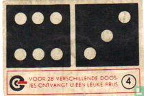 Dominosteen 6-3