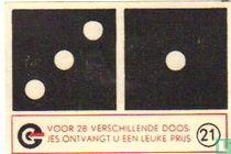 Dominosteen 3-1