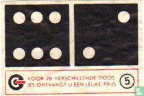 Dominosteen 6-2