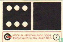 Dominosteen 6-0