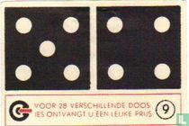 Dominosteen 5-4