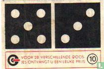 Dominosteen 5-3