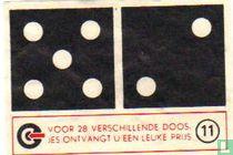 Dominosteen 5-2