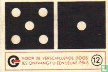 Dominosteen 5-1