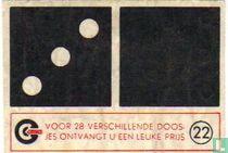 Dominosteen 3-0