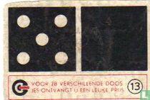Dominosteen 5-0
