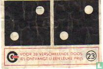 Dominosteen 2-2