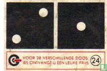 Dominosteen 2-1
