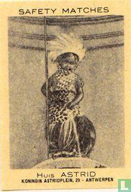 Manneken Pis Congolees