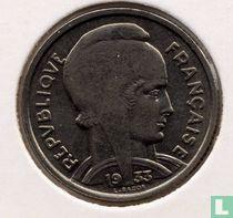 """Frankrijk 5 francs 1933 """"Marianne"""""""