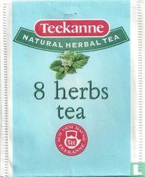8 herbs tea
