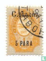 Levant (B) G.A.o.onz (S.Afon)