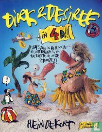 Dirk en Desiree in 4D!!