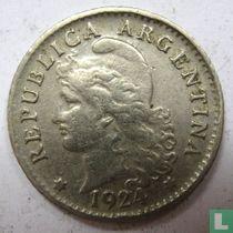 Argentinië 5 centavos 1924